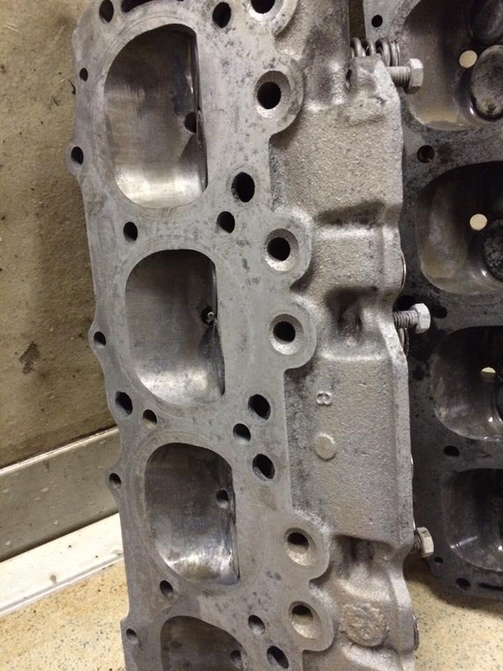 Rustet motor